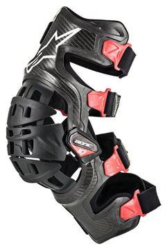 Afbeeldingen van Bionic-10 Carbon Knee Brace (Left) - Alpinestars