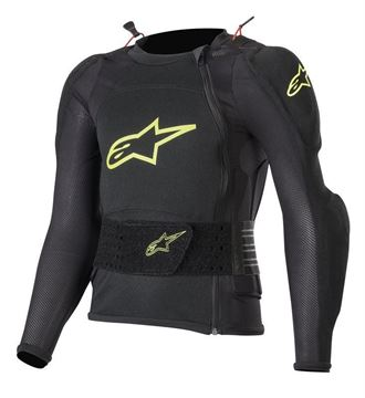 Picture of Youth Bionic Plus Protection Jacket -  Alpinestars