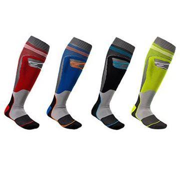 Picture of MX Plus-1 Socks - Kies uw kleur -  Alpinestars