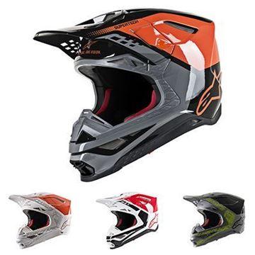 Picture of Supertech M8 Triple Helmet - Kies uw kleur - Alpinestars