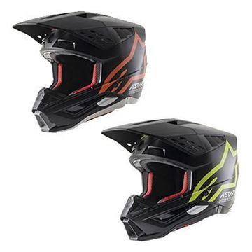 Picture of Supertech M5 Compass Helmet - Kies uw kleur - Alpinestars