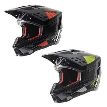Picture of Supertech M5 Rover Helmet - Kies uw kleur - Alpinestars