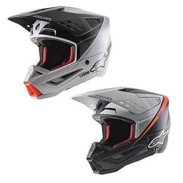 Picture of Supertech M5 Rayon Helmet - Kies uw kleur - Alpinestars