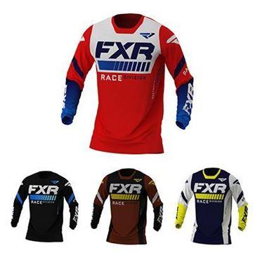 Afbeeldingen van Revo Cross shirt - Kies uw kleur - FXR