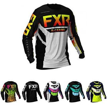 Picture of Podium Cross shirt - Kies uw kleur - FXR