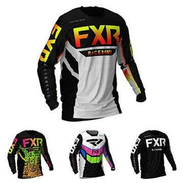 Picture of Youth Podium Cross Shirt - Kies uw kleur - FXR
