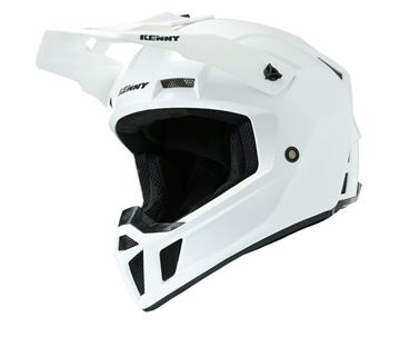 Picture of Solid Performance Helmet White Pearl