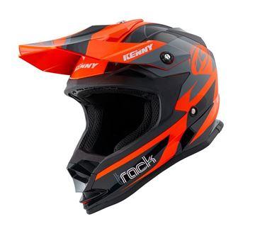 Afbeeldingen van Track Kid Helmet Orange