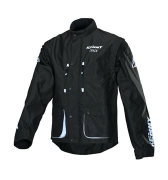 Picture of Track Jacket Raw Black