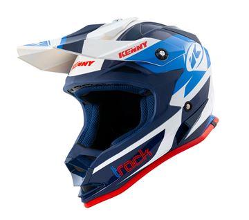 Afbeeldingen van Track Kid Helmet Patriot
