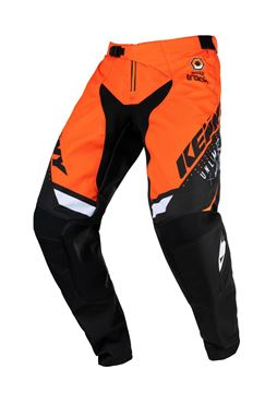 Picture of Focus Track Adult Pants Neon Orange