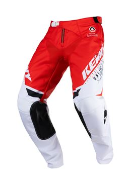 Picture of Focus Track Adult Pants Red