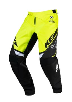 Afbeeldingen van Focus Track Kid Pants Neon Yellow