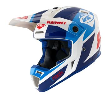 Picture of Graphic Adult Track Helmet Patriot