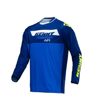 Picture of Trial Air Jersey Blue