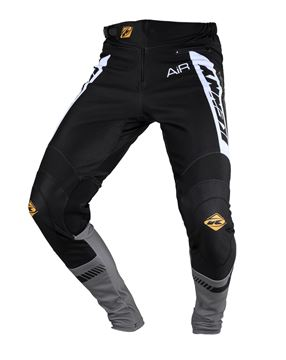 Picture of Trial Air Pants Black Gold