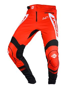Picture of Trial Air Pants Red Black