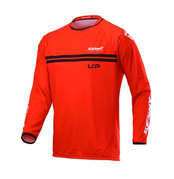 Picture of Trial Up Jersey Compression Red