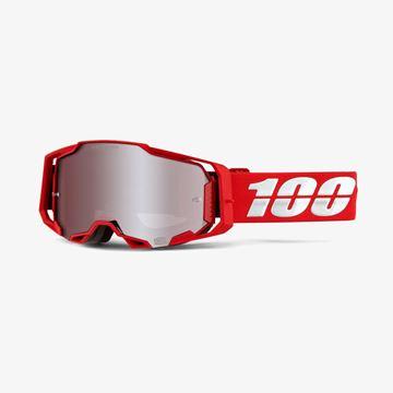 Afbeeldingen van Armega War Red - 100% Crossbril