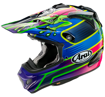 Picture of Arai MX-V Crosshelm - Barcia Frog