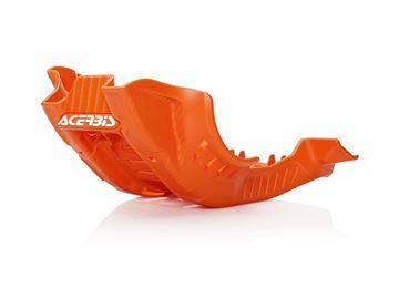 Afbeeldingen van SKID PLATE KTM EXC-F 250/350 2020 - ORANGE
