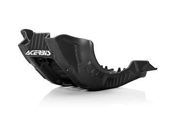 Afbeeldingen van SKID PLATE KTM EXC-F 250/350 2020 - BLACK