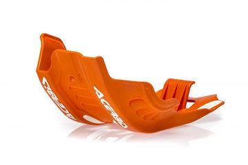 Picture of SKID PLATE EXC-F 450 2020 - ORANGE