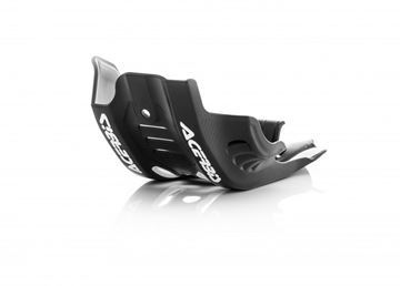 Picture of SKID PLATE FE 450 2020 - BLACK/WHITE