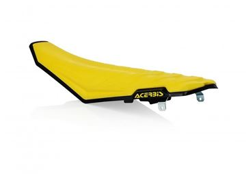 Picture of X-AIR SEAT RMZ450 18-20 + RMZ 250 19-20 - YELLOW