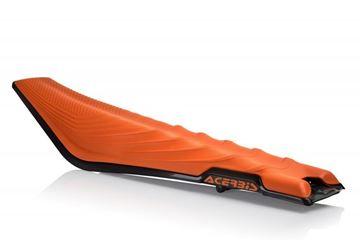 Picture of X-AIR SEAT KTM SX-SXF 19-20 + EXC 2020 - ORANGE