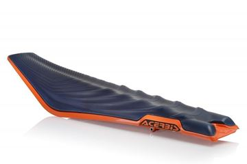 Picture of X-AIR SEAT KTM SX-SXF 19-20 + EXC 2020 - BLUE