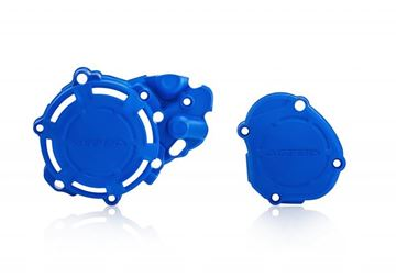 Picture of X-POWER ENGINE PROTECTORS YZ 125 2005-2020 - BLUE