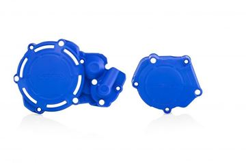 Picture of X-POWER ENGINE PROTECTORS YZ 250 2005-2020 - BLUE