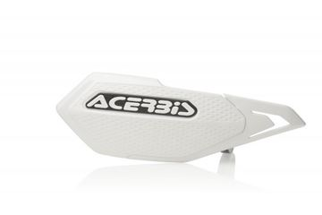 Afbeeldingen van X-ELITE HANDGUARDS E BIKE-MINICROSS - WHITE