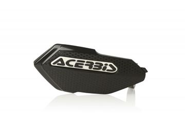 Afbeeldingen van X-ELITE HANDGUARDS E BIKE-MINICROSS - BLACK