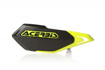 Afbeeldingen van X-ELITE HANDGUARDS E BIKE-MINICROSS - BLACK/YELLOW